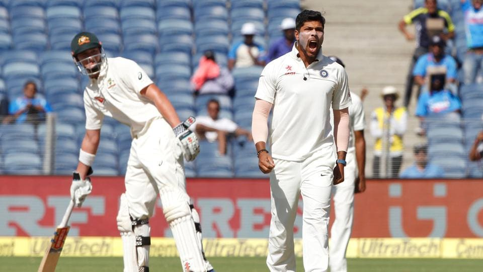 India vs Australia 1st Test: India beat Australia by 31 ...