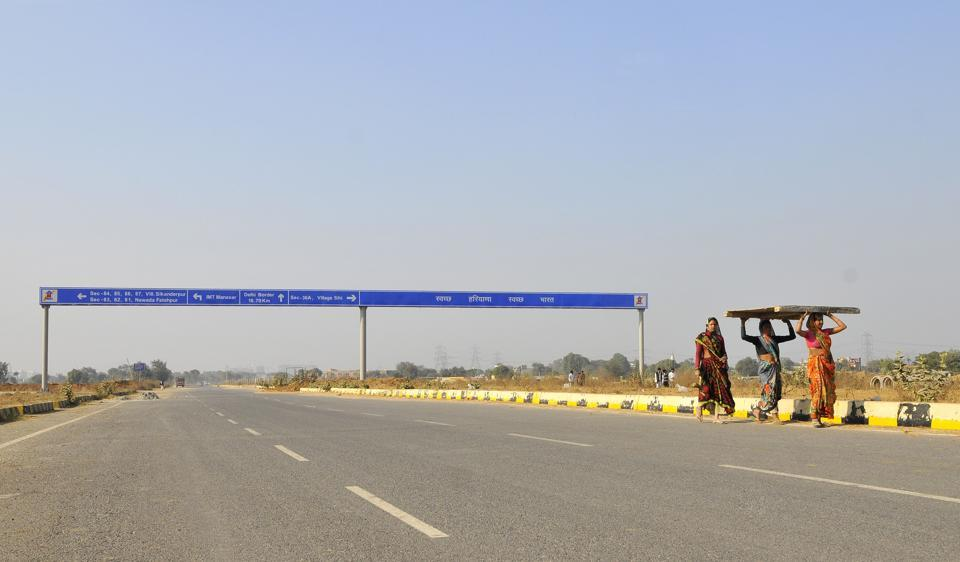 The Dwarka Expressway project has missed several deadlines.