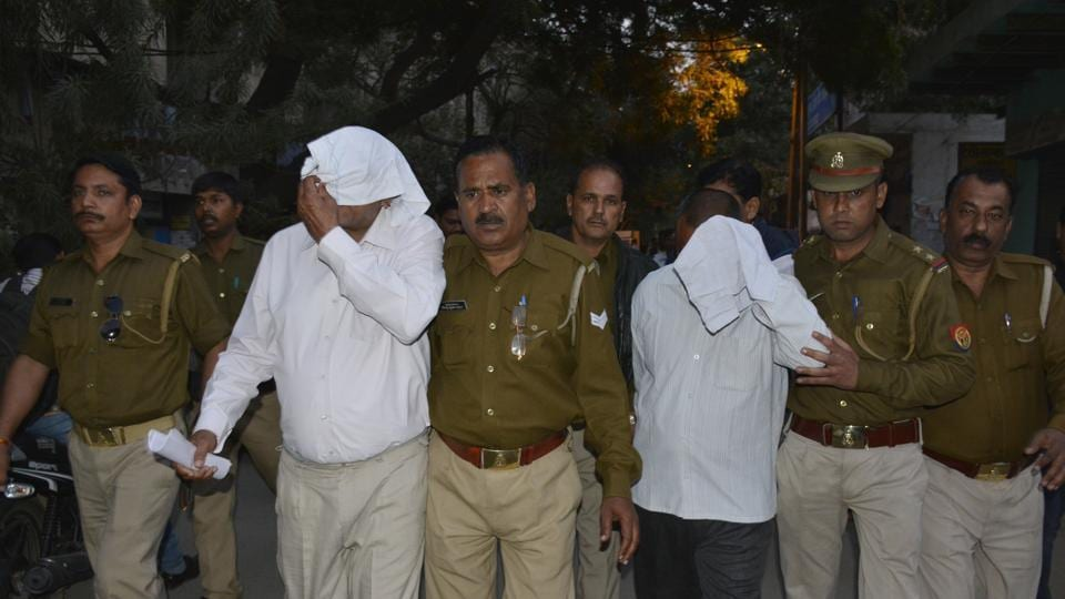 The four convicts were sentenced to life imprisonment on Wednesday.