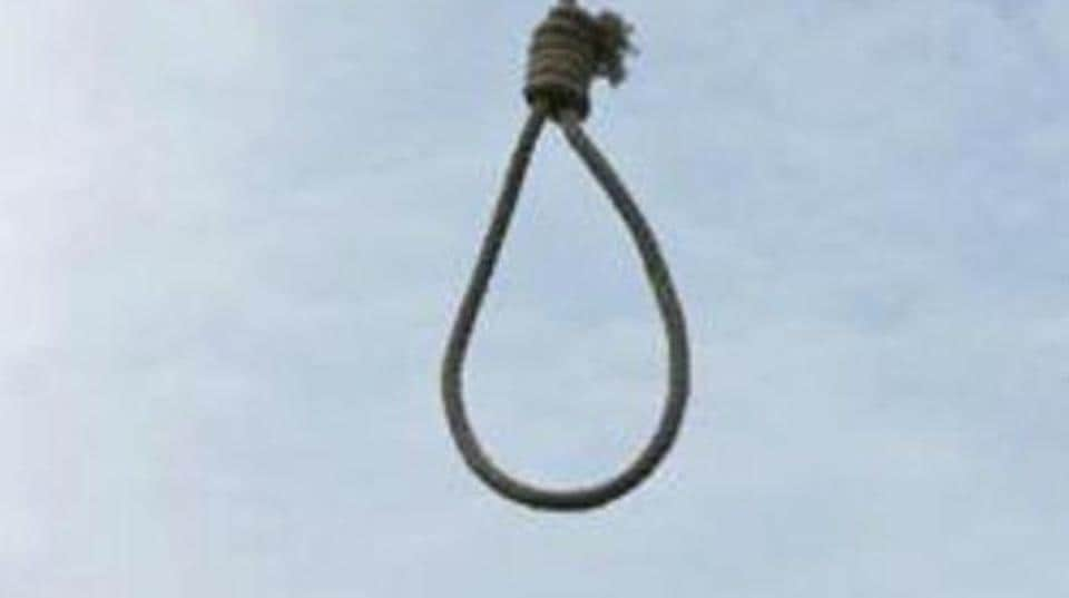 A cleric was missing since Monday and his body was found handing from a tree on Wednesday. A probe has been started to ascertain whether he committed suicide or was murdered.