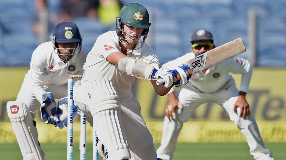 Dry pitch played into our hands: Aussies