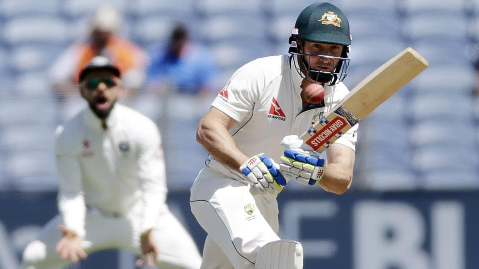 Shaun Marsh couldn't put up a big score and was dismissed by Jayant Yadav while on 16. (AP)