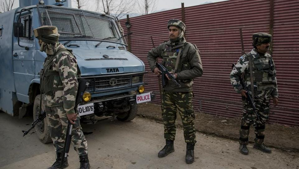 Jammu and Kashmir,Militant attack in J-K,Shopian