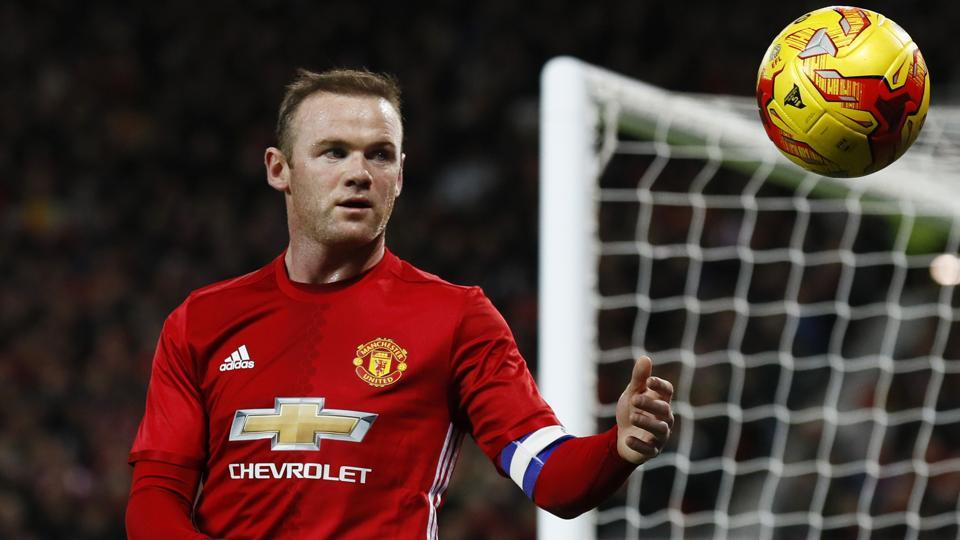 Wayne Rooney ended all transfer rumours after he announced that he will be staying at Manchester United.