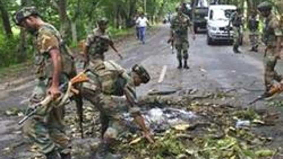 NSCN-IM,Encounter in MAnipur,Army encounter with militants