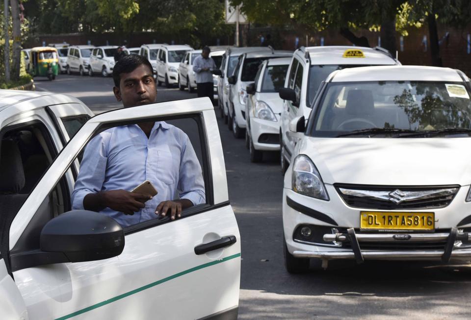 Ola-Uber strike,Ola Uber strike,Ola cab