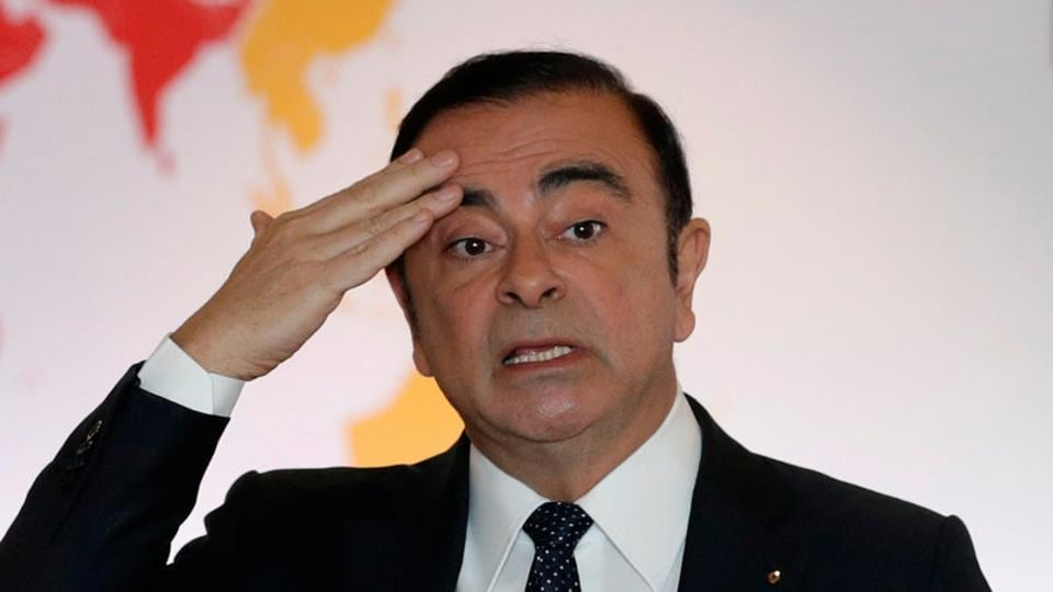 Carlos Ghosn,Nissan Motors,Renault