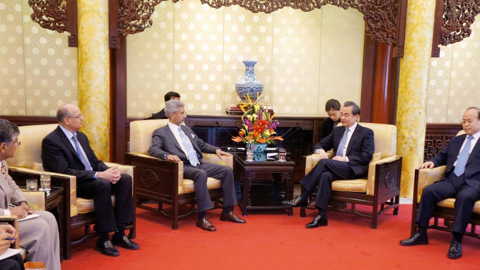 India China strategic dialogue,Masood Azhar,Foreign secretary S Jaishankar