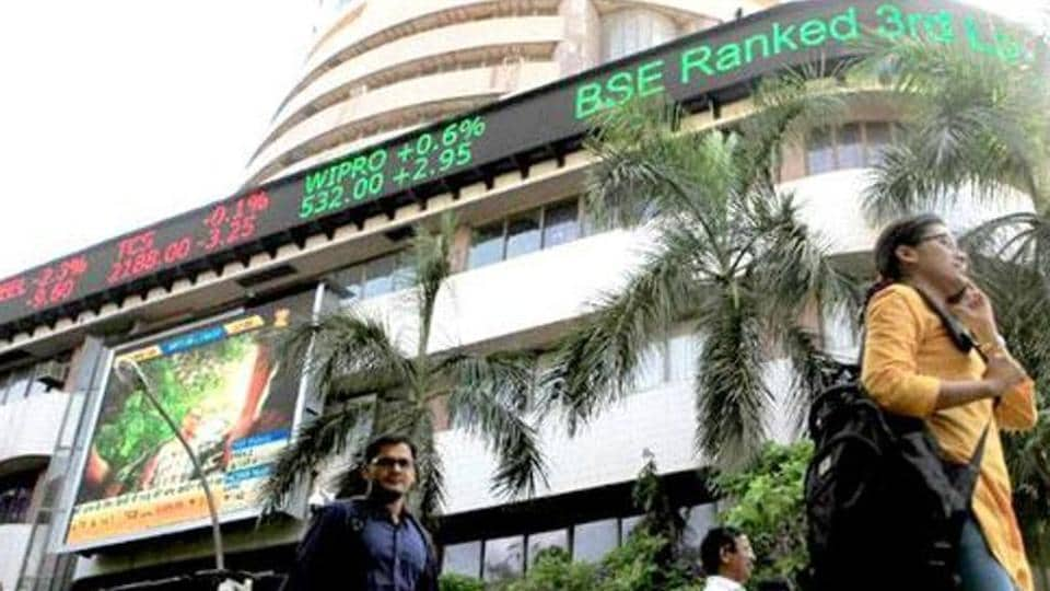 Sensex opened in the green and rose 108 points or 0.4% to 28,972 in early trade while the Nifty breached 8,950-level.