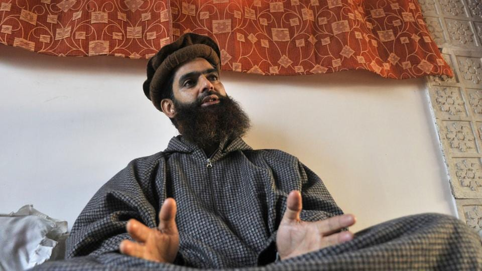 Rafiq Shah at his home in Shuhama on the outskirts of Srinagar a day after returning from Delhi. He was acquitted in the 2005 Delhi blast case last week.