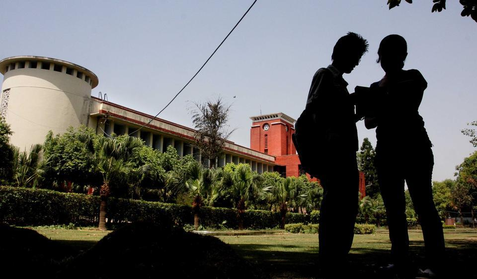 Ramjas clashes,Ramjas College violence,DU violence