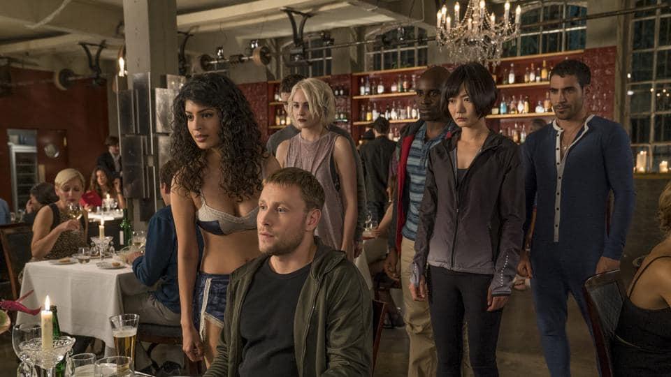 Netflix's Sense 8 season 2 returns in May 2017. (Jane Ackroyd/netflix)
