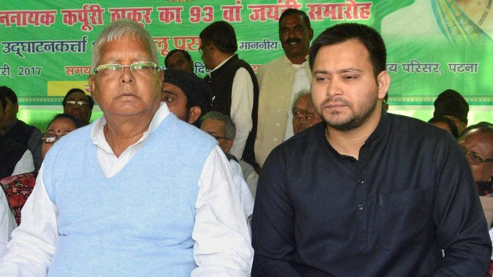 RJD chief Lalu Prasad says son Tejashwi Prasad Yadav would get a lot of opportunities to take up bigger responsibilities in the future.