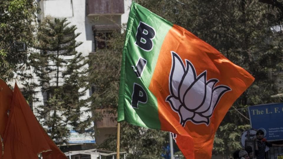 The BJP workers were so confident of their win, they had started celebrating on Thursday morning itself.