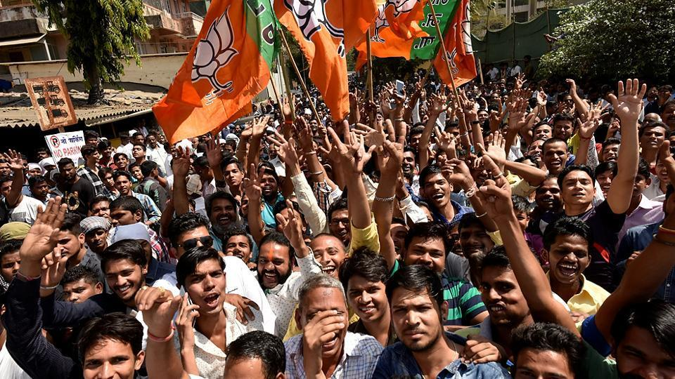 This is the first time in three decades that any party has come so close to Sena's tally challenging its hold over its citadel.