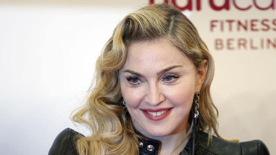 Madonna,Madonna kids,Madonna children