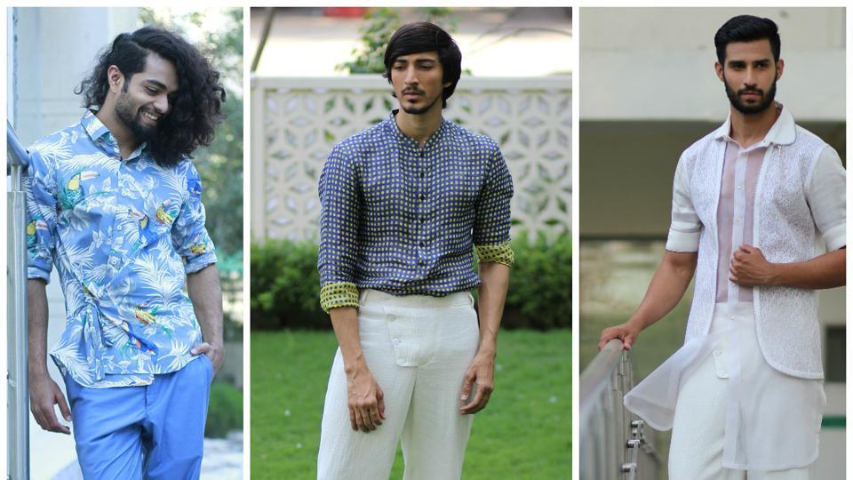 What to wear in spring,Men's fashion,Spring looks for men
