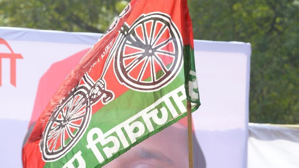 Samajwadi Party on Friday expelled its MLC Ramlali Mishra and six others for allegedly working against the party and its official candidate in the ongoing assembly polls.