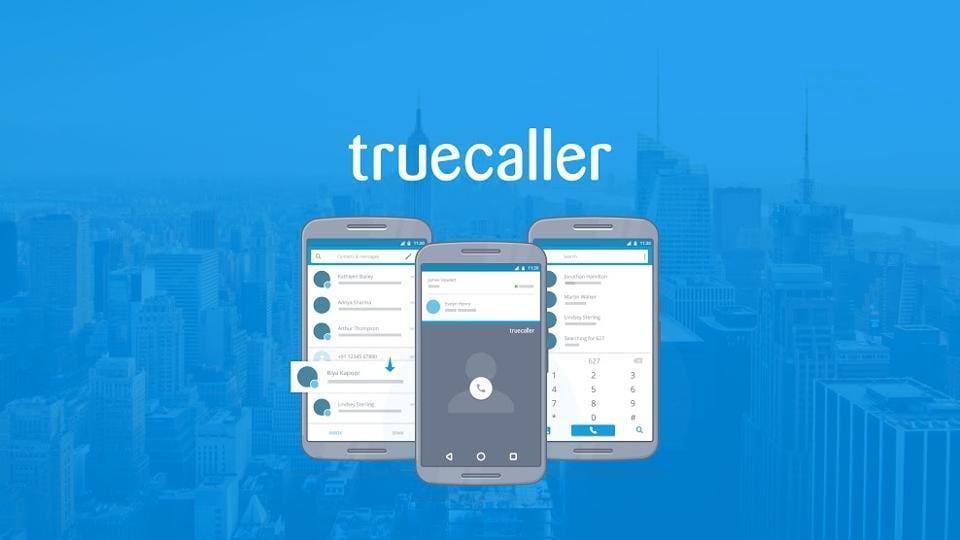 Truecaller,Facebook,Google