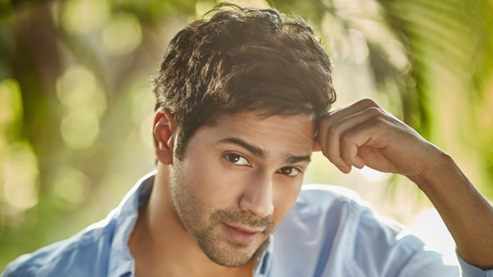 Varun Dhawan says he wants to be happy after doing a film.