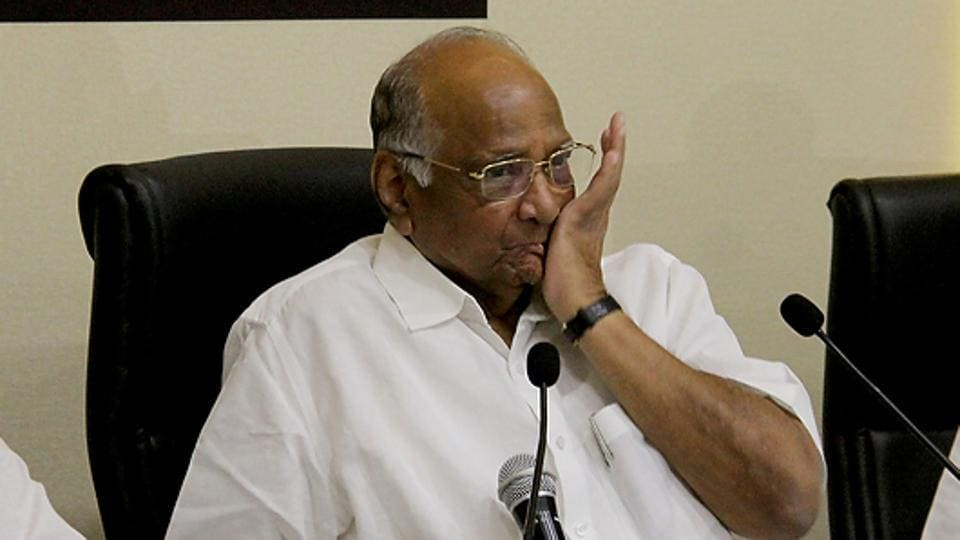 Political observers believe Pawar has lost his credibility, which is why the NCP could not mobilise voters in its favour despite factors such as demonetisation and trouble for the cooperative sector.