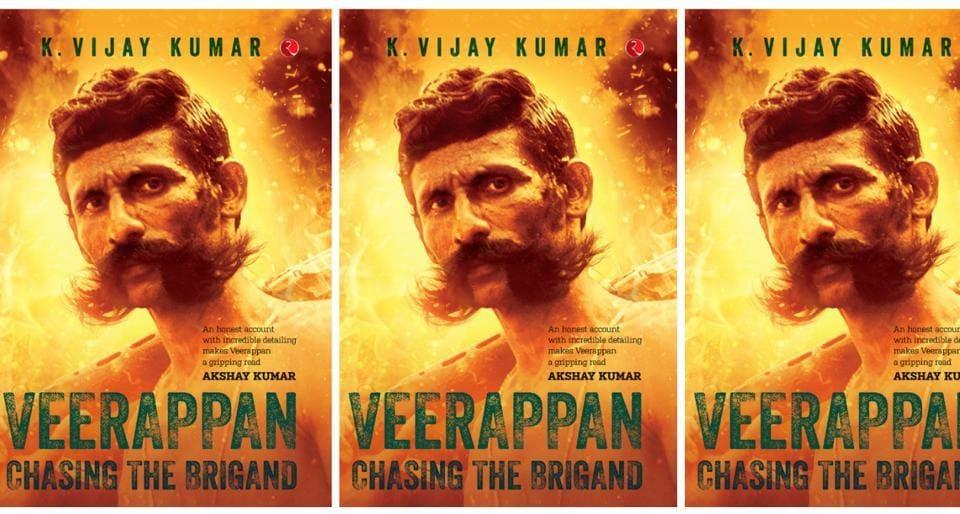 K Vijay Kumar,Tamil Nadu Special Task Force,Veerappan