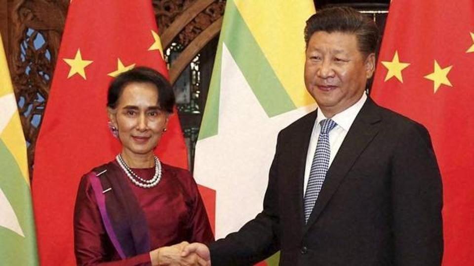 Myanmar factory strike,Hangzhou Baiyi Garments,Liu Songhai