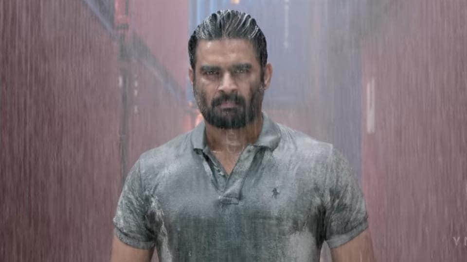 Vikram Vedha teaser,Madhavan,Vijay Sethupathi