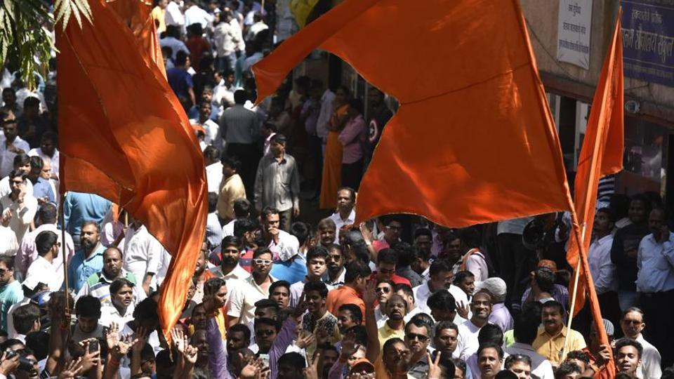 According to political experts, this asserts the Sena's importance.