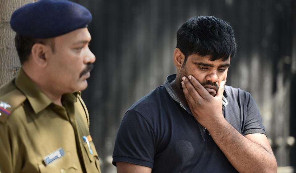 Prime accused Amit Kumar was taken into police custody for interrogation.