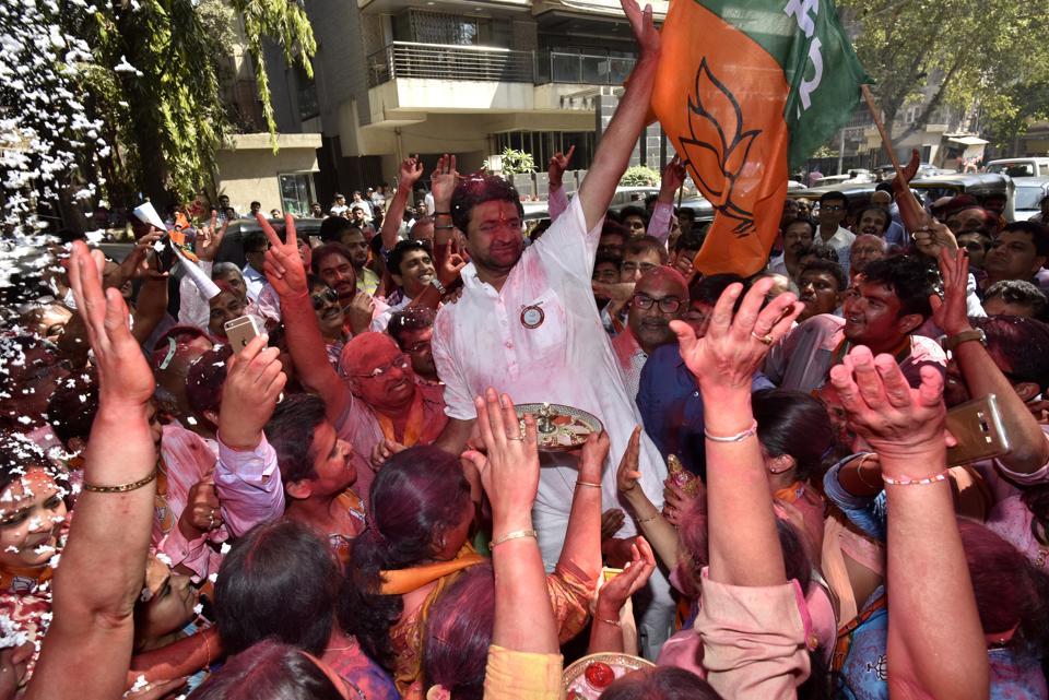 Shiv Sena,Bharatiya Janata Party,BJP