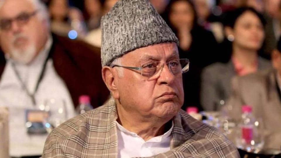 Farooq Abdullah has said dialogue between India and Pakistan will improve the situation in Jammu and Kashmir.