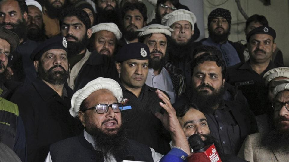 The detention of Hafiz Saeed, the leader of the Lashkar-e-Taiba, the group behind the 2008 Mumbai attacks, is a tactical measure adopted by Islamabad to deflect external pressure