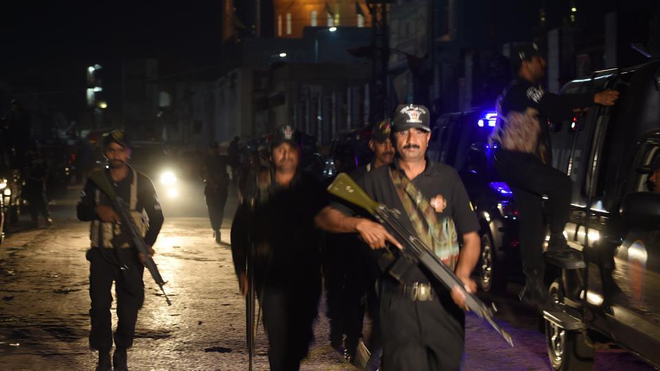 Islamic State,Pakistan,Militants