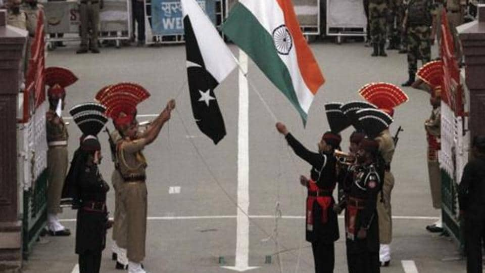 The BSF has proposed to set up two shows with the Border Guard Bangladesh in Meghalaya -- similar to the one performed at Wagah along the Indo-Pak border.