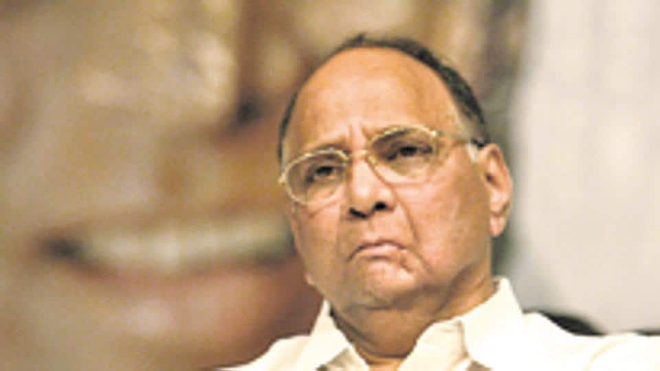 A day after Sharad Pawar completed fifty years in electoral politics, his Nationalist Congress Party (NCP) was decimated in its last urban strongholds  in Maharashtra, Pimpri-Chinchwad and Pune.