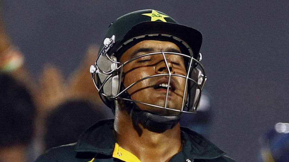 Pakistan's Sharjeel Khan (in pic) and Khalid Latif were given 14 days to respond to the charges for spot-fixing in the Pakistan Super League earlier this month.