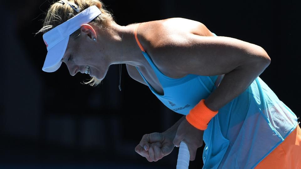 Seeded Kerber reaches quarterfinals in Dubai