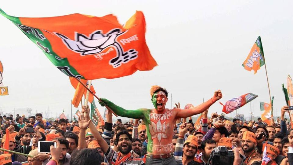 The BJP is planning to showcase Odisha and Maharashtra civic poll victories as the endorsement of Narendra Modi government's pro-poor policies and support for the government's demonetisation move in UPelection.