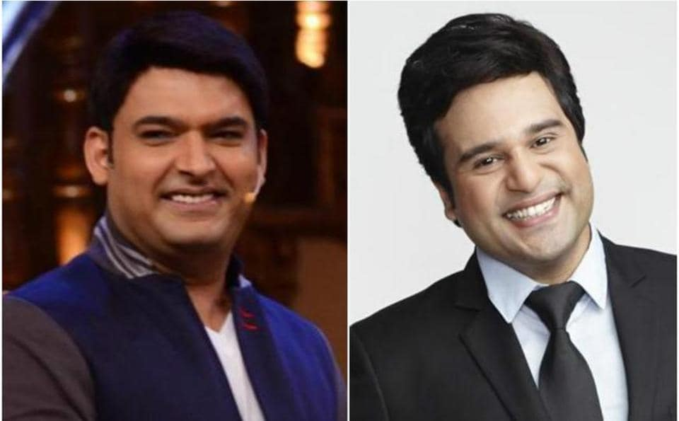 Arch rivals Kapil Sharma and Krushna Abhishek may soon become friends.