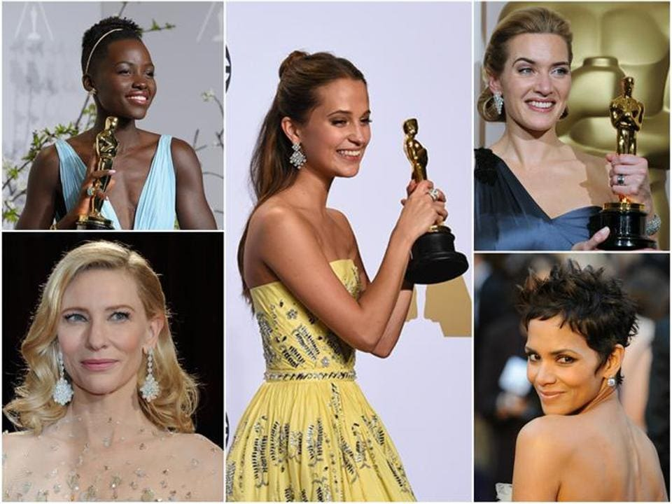 Oscars,Oscars Red Carpet,Best Oscar Appearances