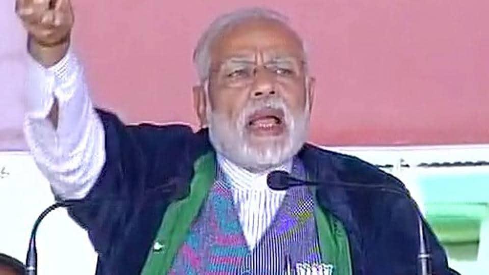 Manipur election 2017,PM Modi in Imphal,Congress