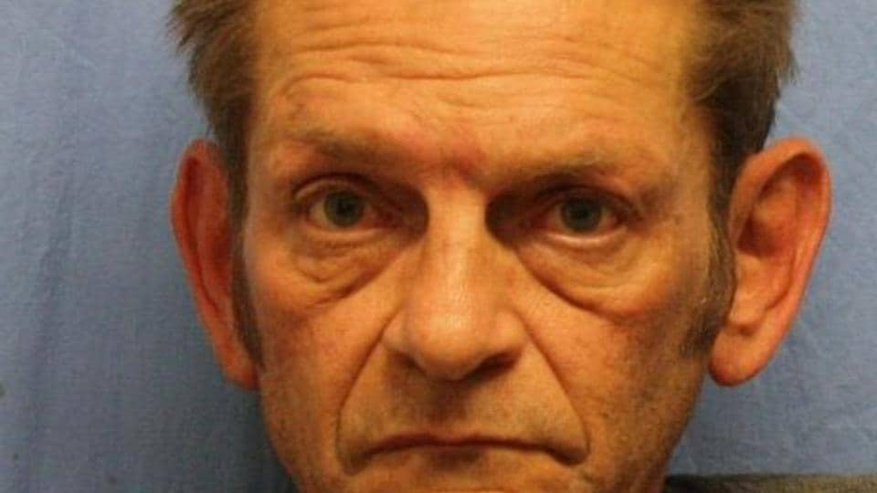Adam Purinton, 51, the accused in the Texas shooting that left one Indian engineer dead and another Indian injured.