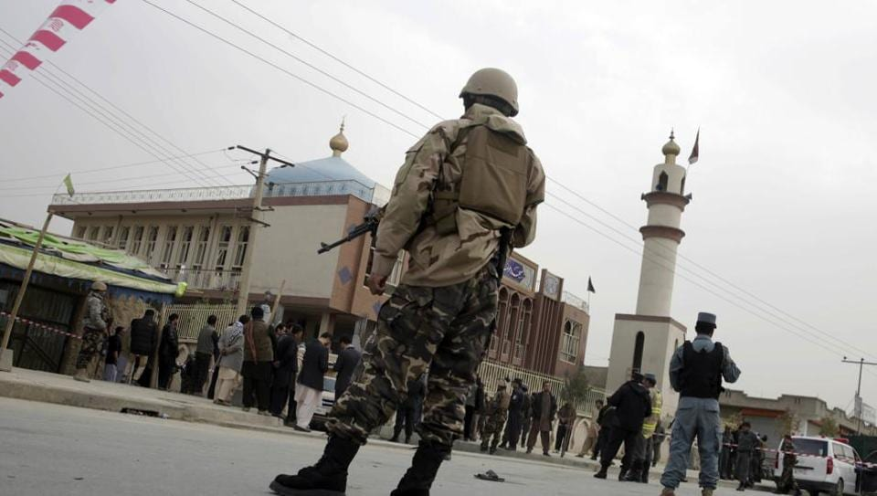 Afghanistan,Islamic State,Attack on police officers