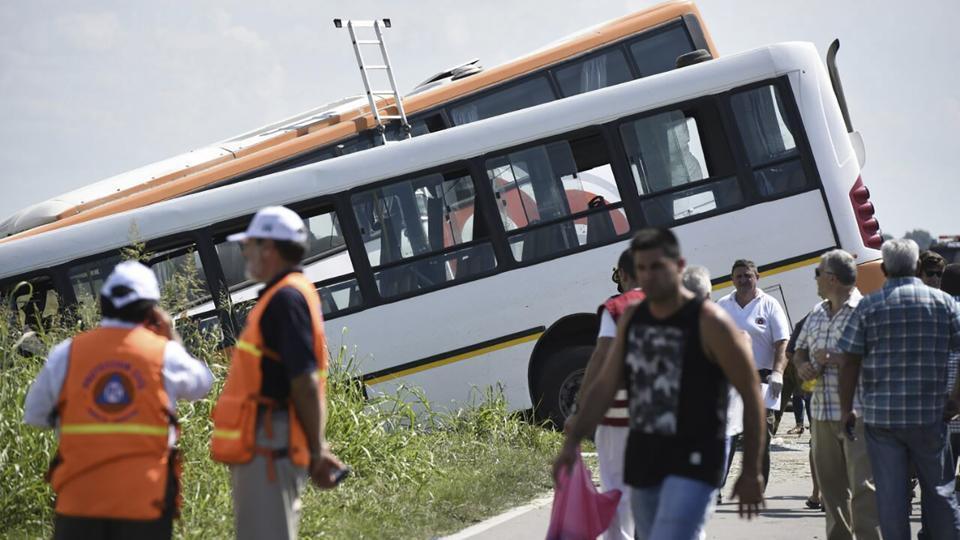 Argentina crash,Argentina road accidents,Argentina news