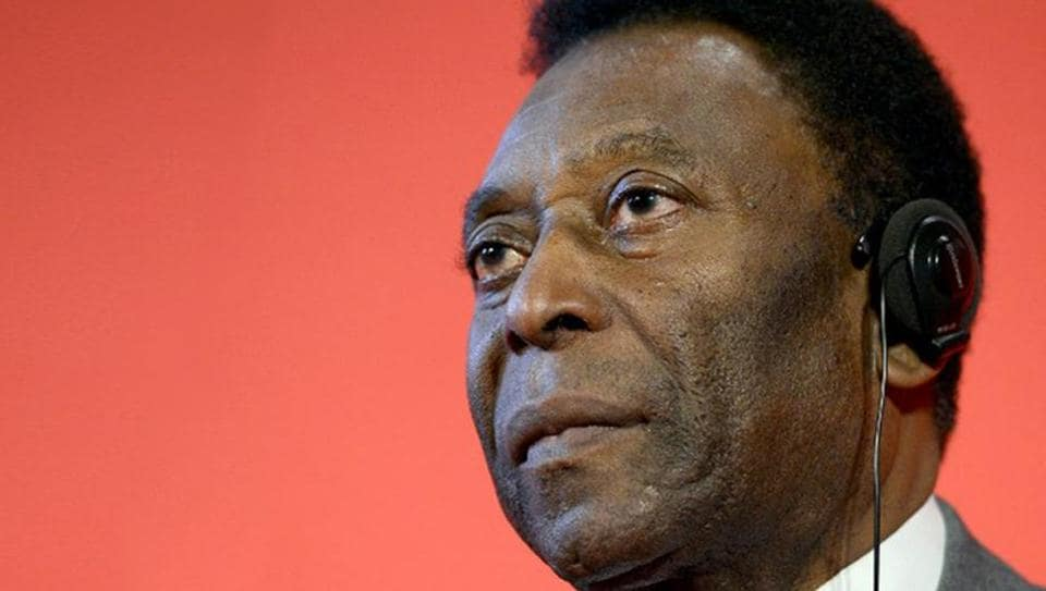 Pele's considered the greatest player of all time and helped Brazil to win three World Cups.
