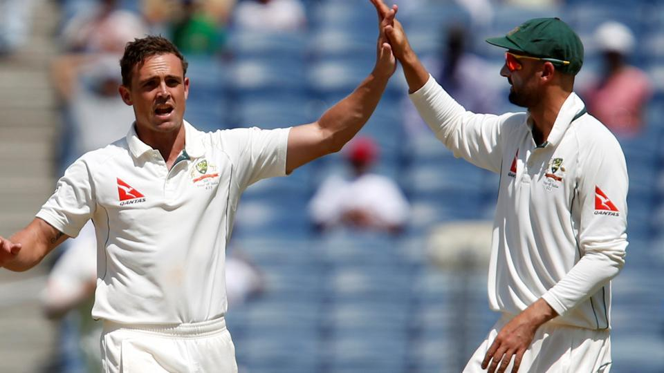 Aussies fight hard but India win gripping contest | First ...