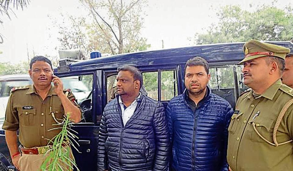 The company's directors Anurag Garg and Sandesh Verma were arrested on February 17.