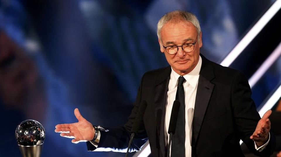Claudio Ranieri guided Leicester City to Premier League title last season.