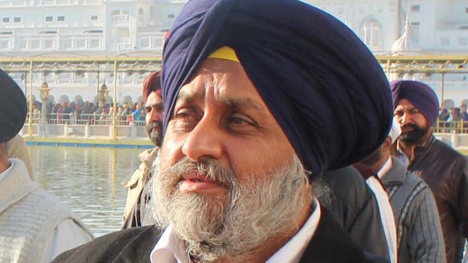 SYL Canal,Sukhbir Singh Badal,Congress